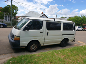 Rent or Hire a Van at $50 a day only