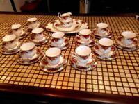 Royal Albert Old Country Roses 40 Piece Tea Set
