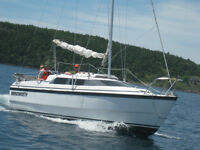 "MacGregor 26X - ""The self-righting trailerable sail/power boat"""
