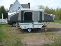 TENT TRAILER IN NEW CONDITION FOR SALE
