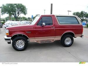 WANTED: 81-96 Ford Bronco