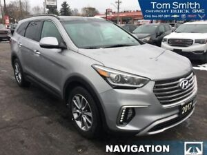 2017 Hyundai Santa Fe XL Ultimate  LEATHER, BLUETOOTH, 7 PASSENG
