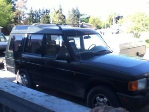 1995 Land Rover Discovery Other