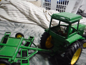 john deere toy tractors and wagons and some other stuff London Ontario image 9