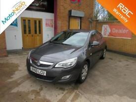 2010 Vauxhall/Opel Astra 1.6i 16v VVT Manual Hatchback in Grey