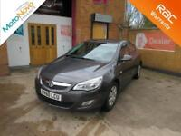 2010 Vauxhall/Opel Astra 1.6i 16v VVT Manual Hatchback in Grey For Sale