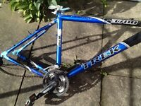 Trek 3700 frame and parts