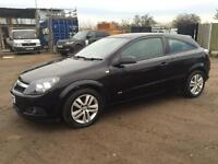VAUXHALL ASTRA 2009 1.6 SPORT MY SXI PETROL - MANUAL - LONG MOT- FREE WARRANTY