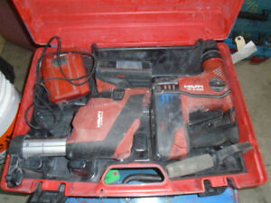 Perceuse a percusion 35 volts industriel HILTI TE6-A35