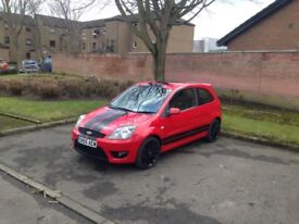 Low Mileage Fiesta ST 50k FSH (Free delivery in central Scotland)