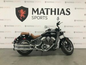 2018 Indian INDIAN SCOUT
