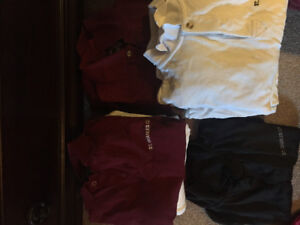 St. Charles Uniform clothes for boys