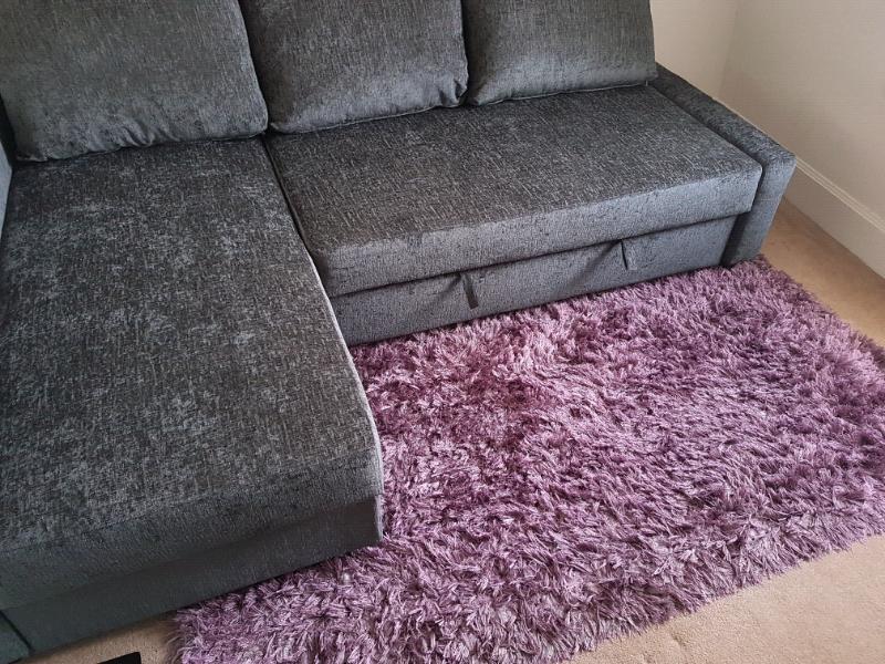 purple rug (200x140 cm)   in Edinburgh