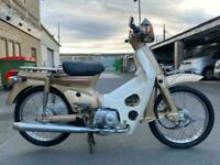 1984 JDM Honda C50 12V in exceptional condition