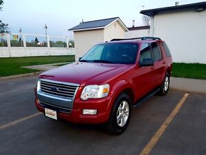 2009 Ford Explorer Fully Loaded 4x4! Priced to Sell!