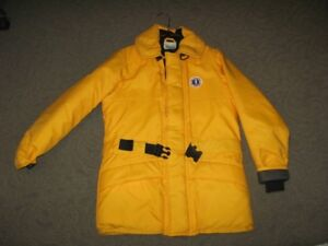 Mustang Survival Flotation Suit ice fishing MC1521 size small
