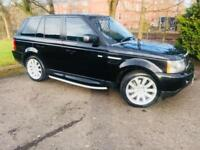 2009 Land Rover Range Rover Sport 2.7 TD V6 HSE SUV 5dr Diesel Automatic