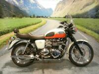 BONNEVILLE T100 50th ANNIVERSARY MODEL 339 of 650 Recently reduced
