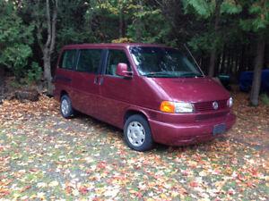 1999 Volkswagen EuroVan VR6