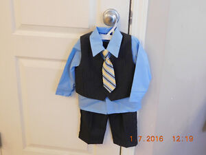 Baby Boy Dress Suit 12-18 Months