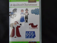 CRICUT - A QUILTED CHRISTMAS West Island Greater Montréal Preview