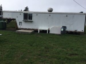 32 ft complete Food Trailer with truck