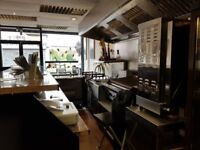 SINGLE FRONTED CAFE FOR SALE