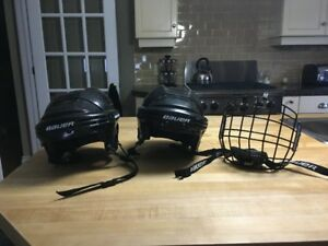 Bauer Junior Hockey Helmets (50-55cm)
