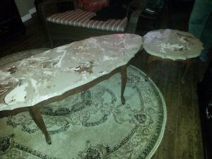 Marble coffee tables for sale London Ontario image 4