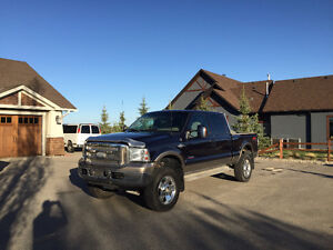 2006 Ford F-350 King Ranch Crew Cab