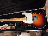 2011 American deluxe telecaster