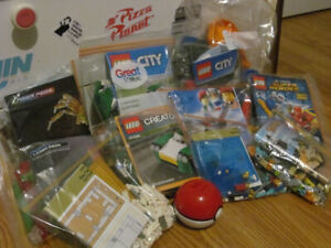 Legos and other sets