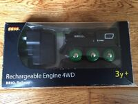 BRIO RECHARGEABLE ENGINE 4WD