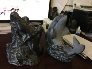 Al Wolf soapstone sculptures AMAZING ART FOR COLLECTOR