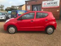 2012 Suzuki Alto 1.0 SZ3 ( 68ps ) Red 5dr Hatch, **ANY PX WELCOME**
