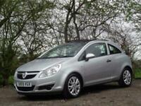2009 Vauxhall Corsa 1.2 i 16v Active Plus 3dr Hatchback Petrol Manual
