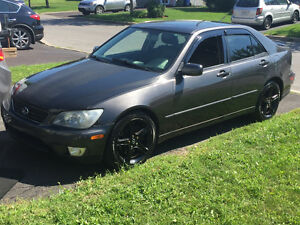 2003 Lexus IS 300 Berline