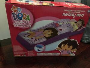 Dora the exporer sleeping bag