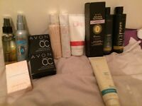 AVON JOB LOT EXCESS STOCK OPEN TO OFFERS
