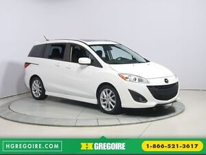 2012 Mazda 5 GT AUTO A/C GR ELECT MAGS BLUETOOTH