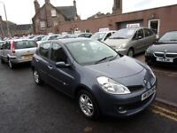 RENAULT CLIO 1.2 expression turbo 2008 Petrol Manual in Blue
