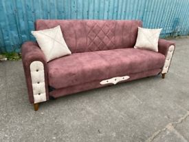 ✅✅Top Rated Turkish Sofa Bed With Storage Available