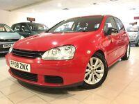 Volkswagen Golf Sdi (red) 2008