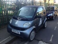 Smart car rhd semi auto tax mot bucket seats clean tidy