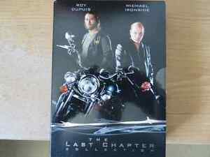 THE LAST CHAPTER COLLECTION DVD