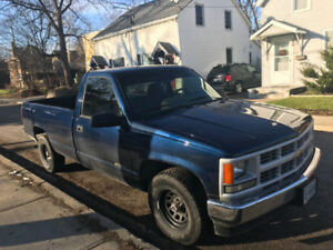 1995 chevy truck like new!