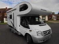 Hobby Siesta 55, 4 berth, Coachbuilt Motorhome for sale