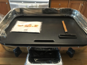 Beautiful All-Clad Electric Griddle