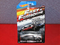 HOT WHEELS 2014 FAST & FURIOUS 6 - '70 DODGE CHARGER R/T DIECAST