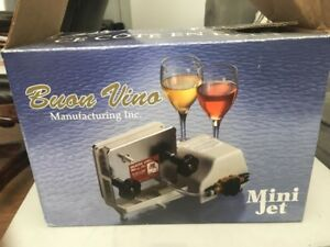 Buon Vino Mini Jet Filter wine filter and filter pads